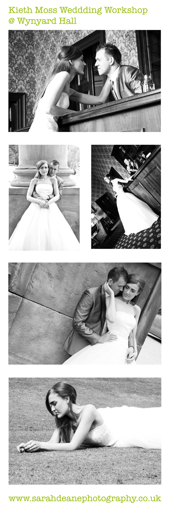 Keith Moss Wedding Workshop