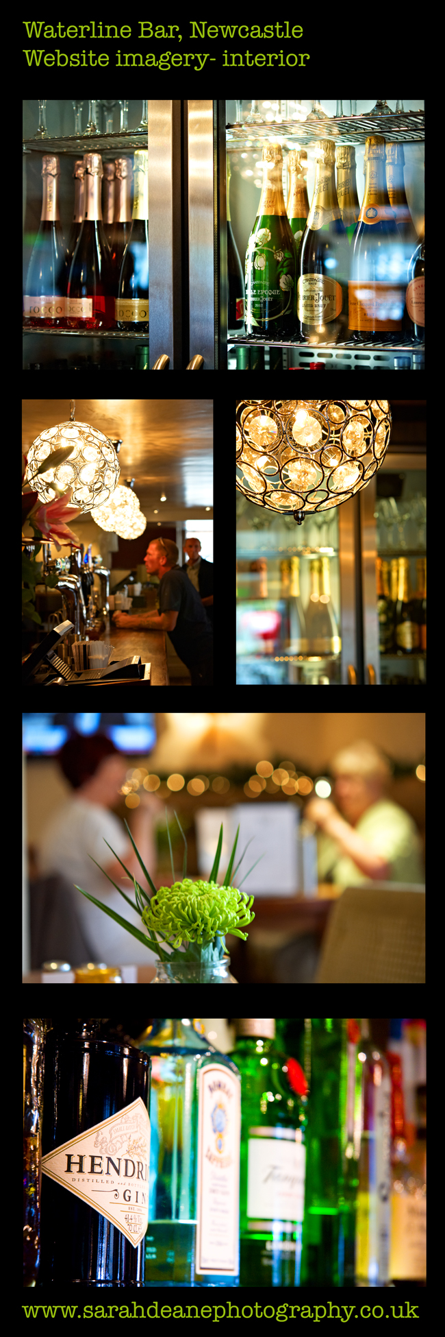 Waterline Bar Newcastle Commercial Photography 1