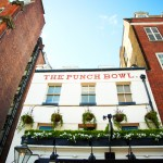 The Punch Bowl, London