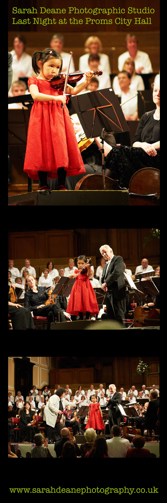 Leia Zhu Violinist
