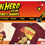 mission hero t shirts