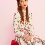 English Rose fashion shoot at newcastle studio - 005