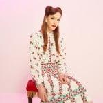 English Rose fashion shoot at newcastle studio - 006
