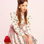 English Rose fashion shoot at newcastle studio - 007