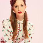 English Rose fashion shoot at newcastle studio - 008