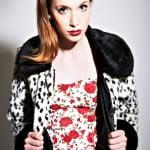 English Rose fashion shoot at newcastle studio - 052