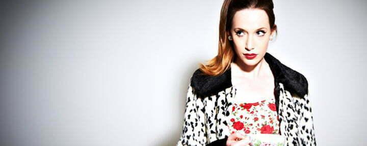 english rose fashion shoot