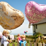 Hayley & Tony Wedding, Newton Beach, Northumberland
