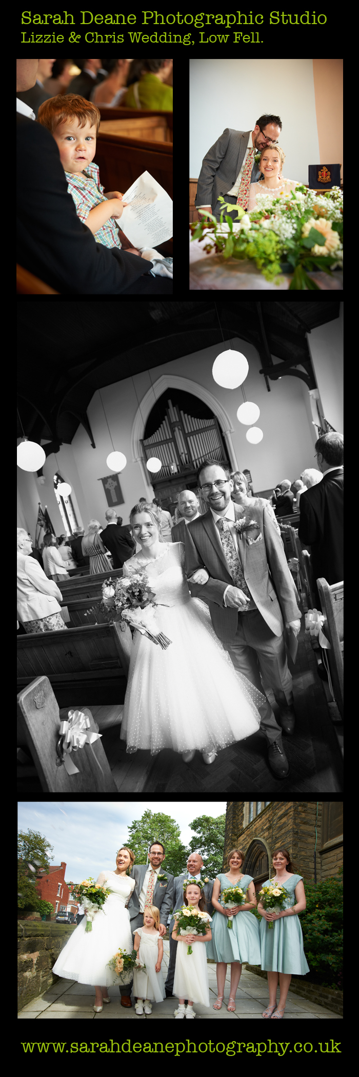 2 lizzie and chris wedding photos low fell gateshead & newcastle