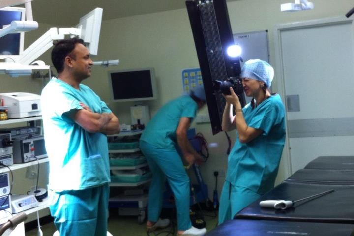hospital photography