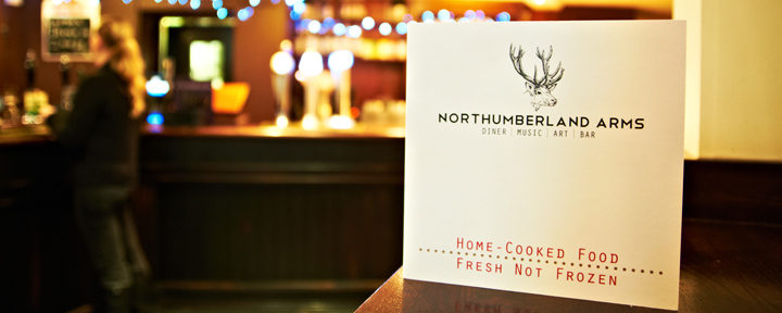 The Northumberland Arms pub photography newcastle