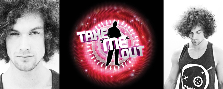 take me out thames tv newcastle contestant chris photographs