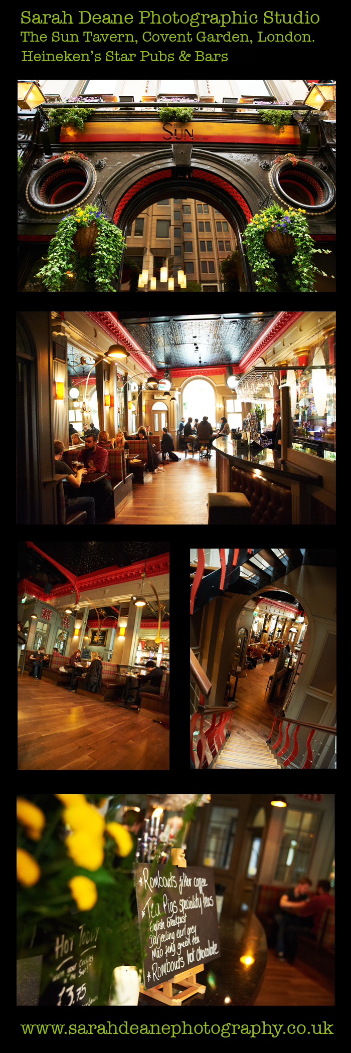 the sun tavern covent garden london photography
