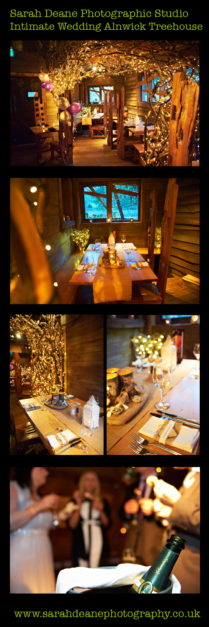 ALNWICK TREEHOUSE DINING