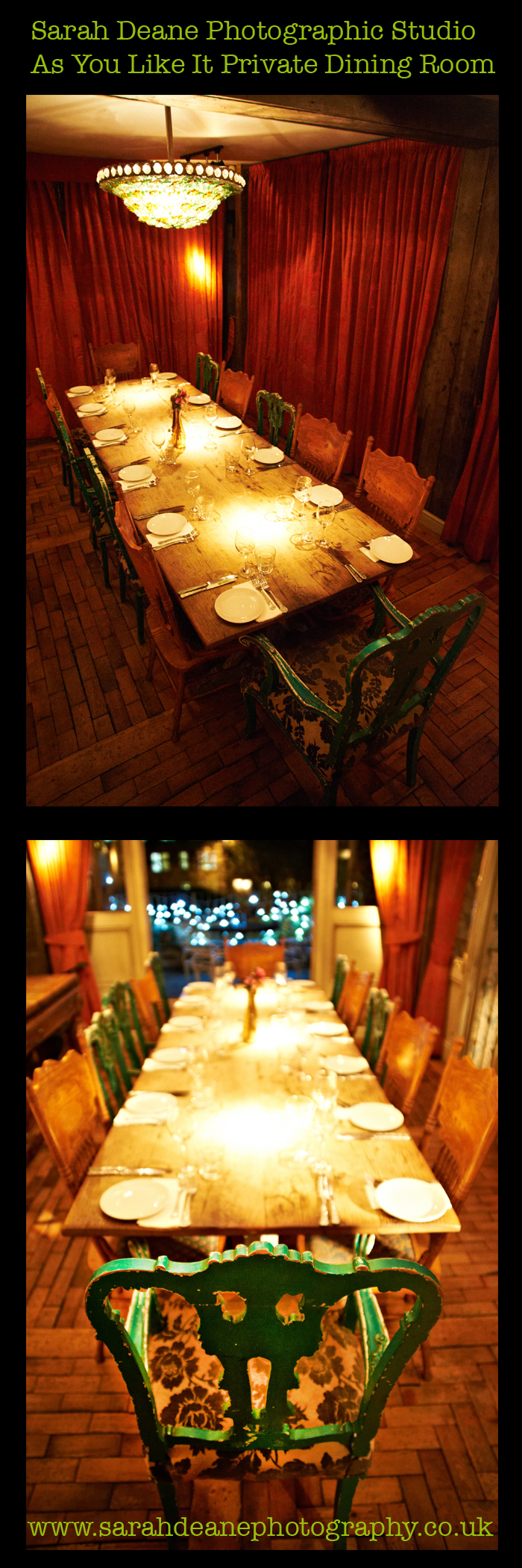 AS YOU LIKE IT JESMOND PRIVATE DINING ROOM
