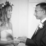 Hayley & Tony Wedding, Newton Beach, Northumberland -019