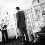 Hayley & Tony Wedding, Newton Beach, Northumberland -021