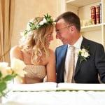 Hayley & Tony Wedding, Newton Beach, Northumberland -032
