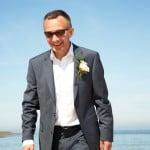 Hayley & Tony Wedding, Newton Beach, Northumberland -309