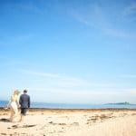 Hayley & Tony Wedding, Newton Beach, Northumberland -353
