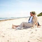 Hayley & Tony Wedding, Newton Beach, Northumberland -370