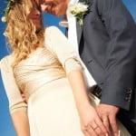 Hayley & Tony Wedding, Newton Beach, Northumberland -391