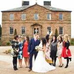Natalie & Chris Wedding Newton Hall 343