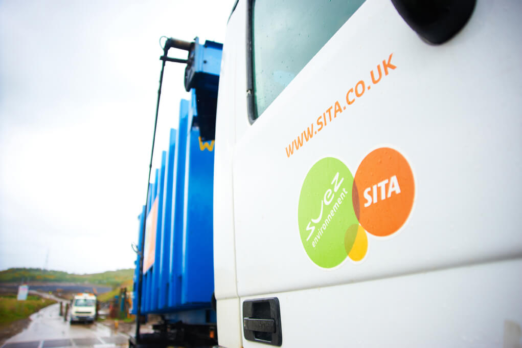 SITA UK at Path Head INDUSTRIAL PHOTOGRAPHER in Newcastle, North-East England