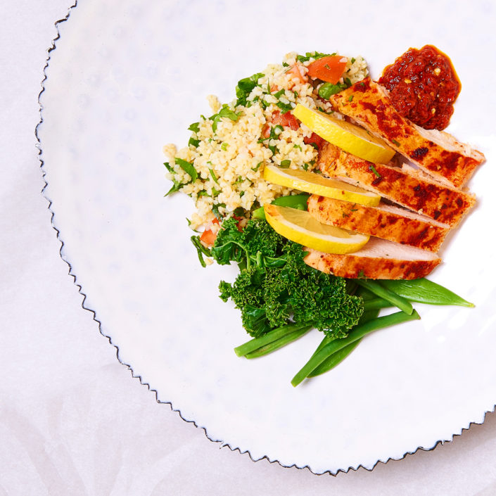 Gym Fit Kitchen Food Imagery taken by Newcastle Photographer