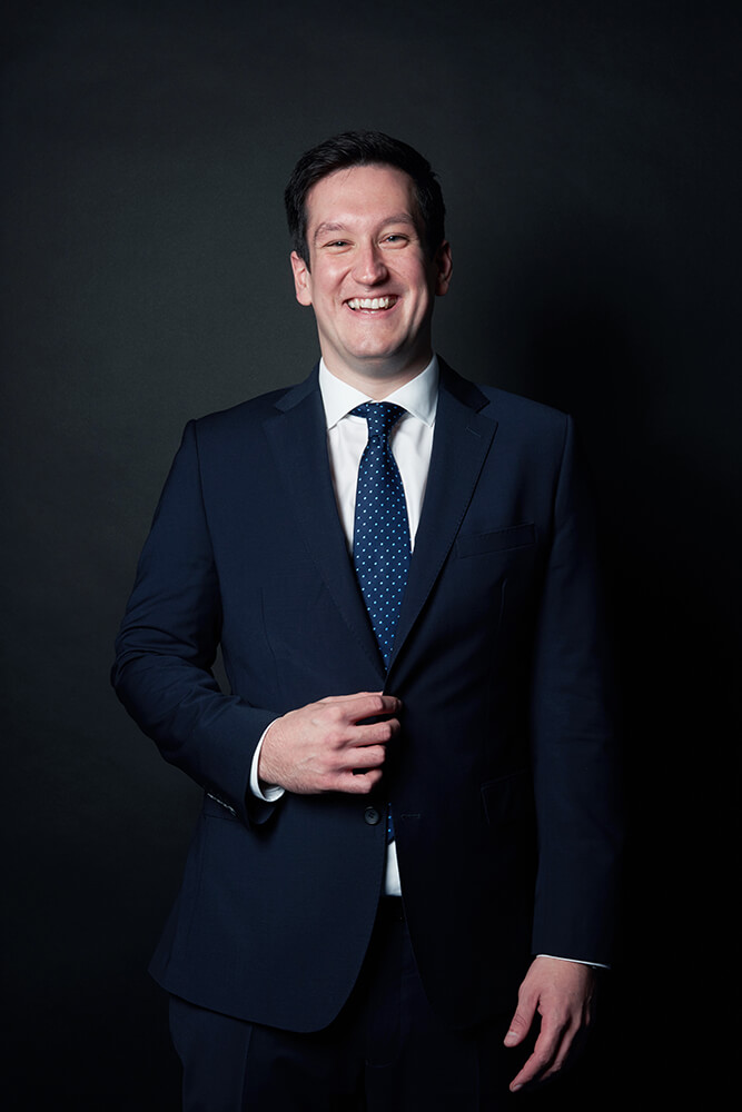 Corporate Headshot Portraits by North East Photographer