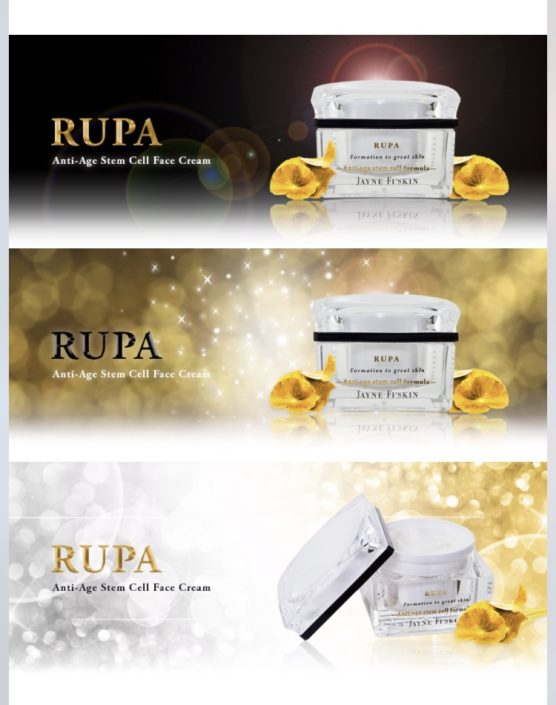 Cosmetic Product Shot by Newcastle Photographer