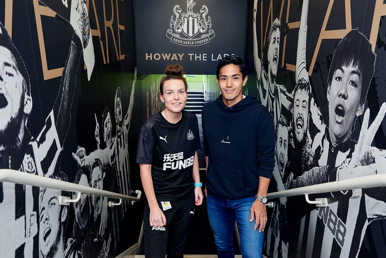 NUFC Foundation PR and Editorial Photography