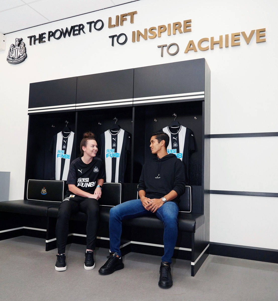 NUFC Foundation PR and Editorial Photography in Newcastle 10