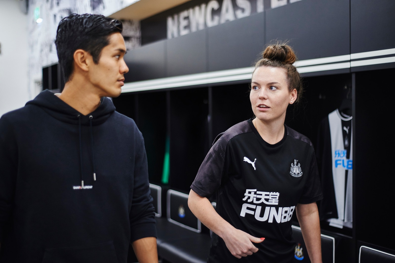 NUFC Foundation PR and Editorial Photography in Newcastle 9