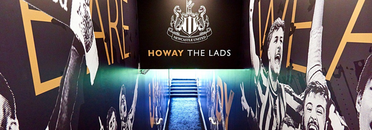 NUFC Foundation photography by sarah deane