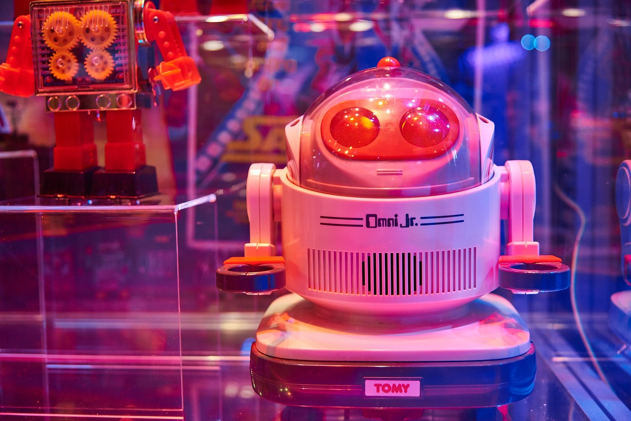 Science Museum Robots Exhibition Photography taken in Newcastle at Life 11