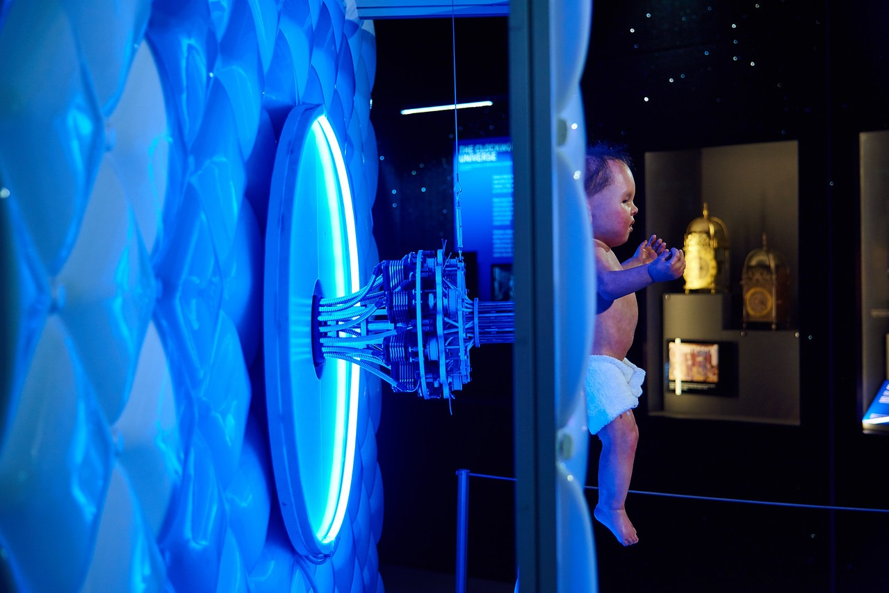 Science Museum Robots Exhibition Photography taken in Newcastle at Life 13
