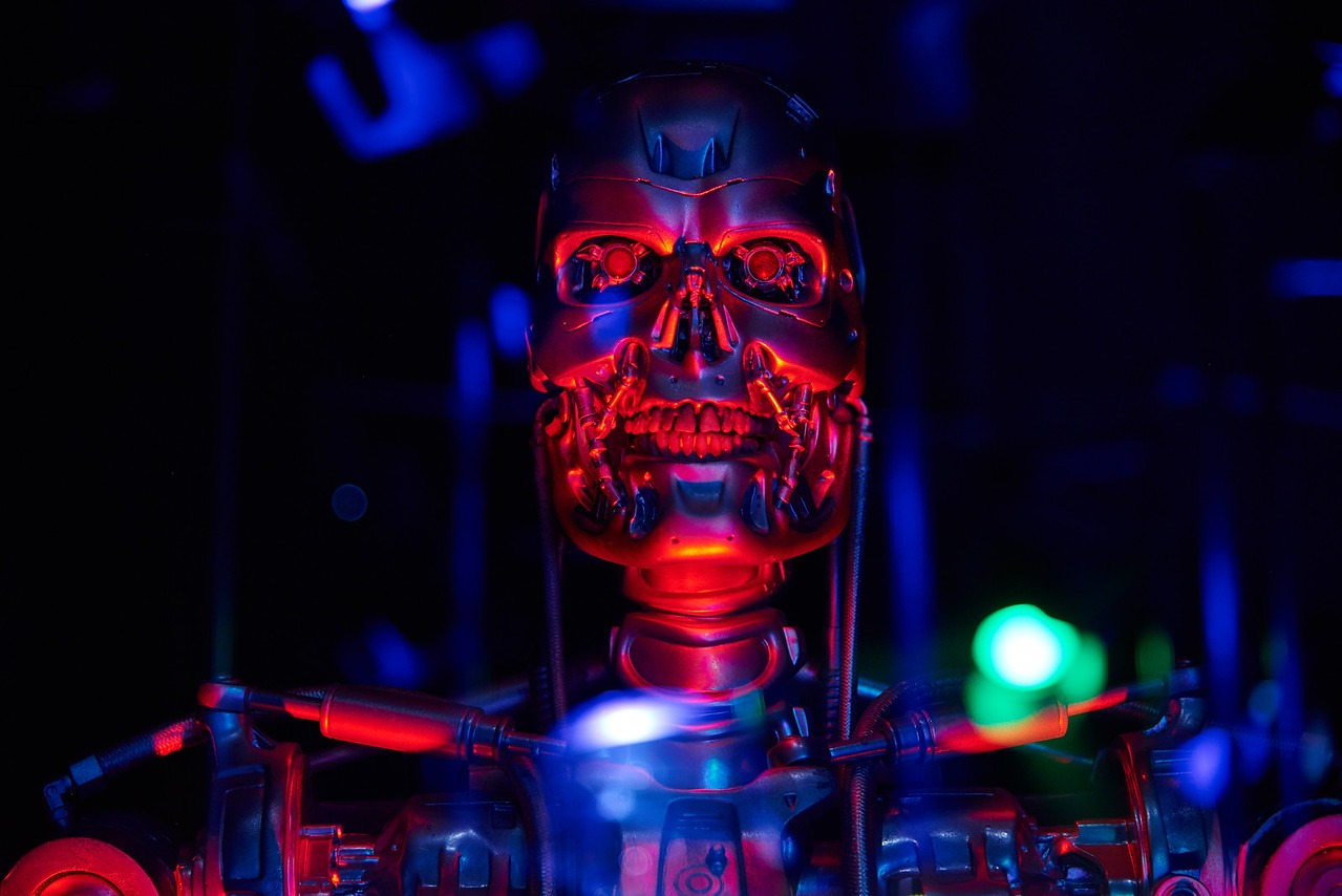 Science Museum Robots Exhibition Photography taken in Newcastle at Life 7