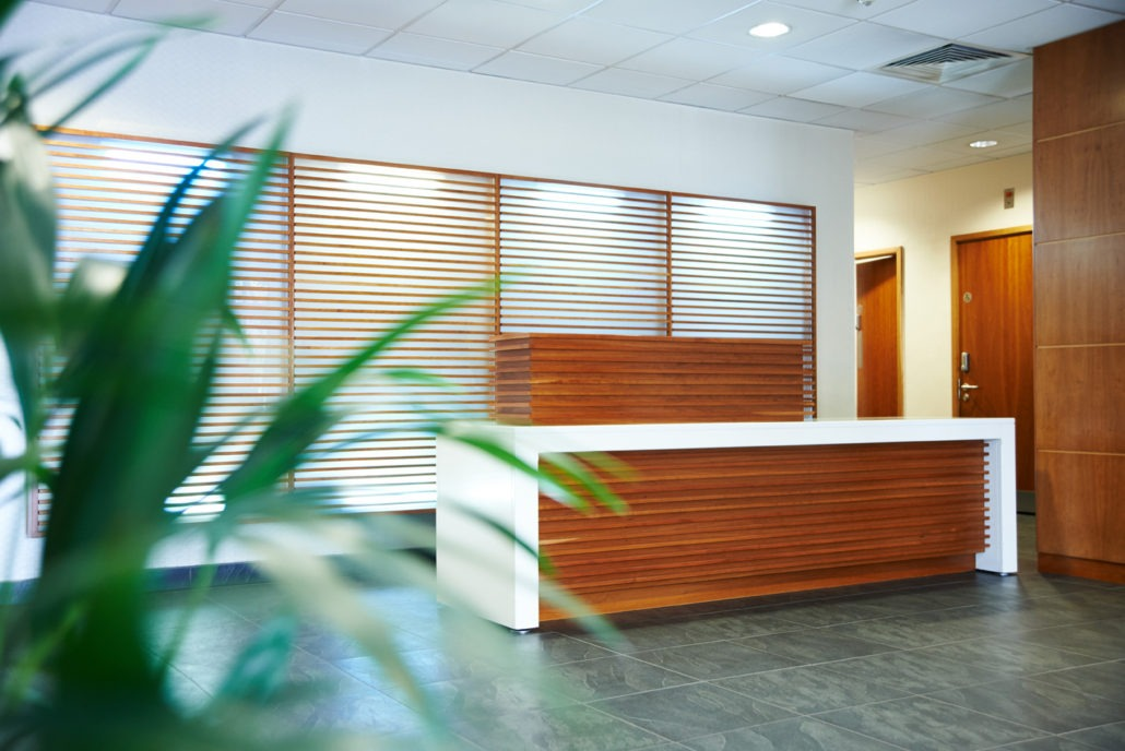 Bede House Photography for office interiors