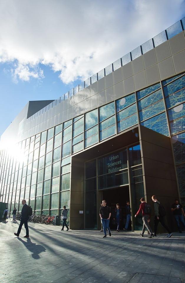 Newcastle University Urban Science Architecture Photography 3