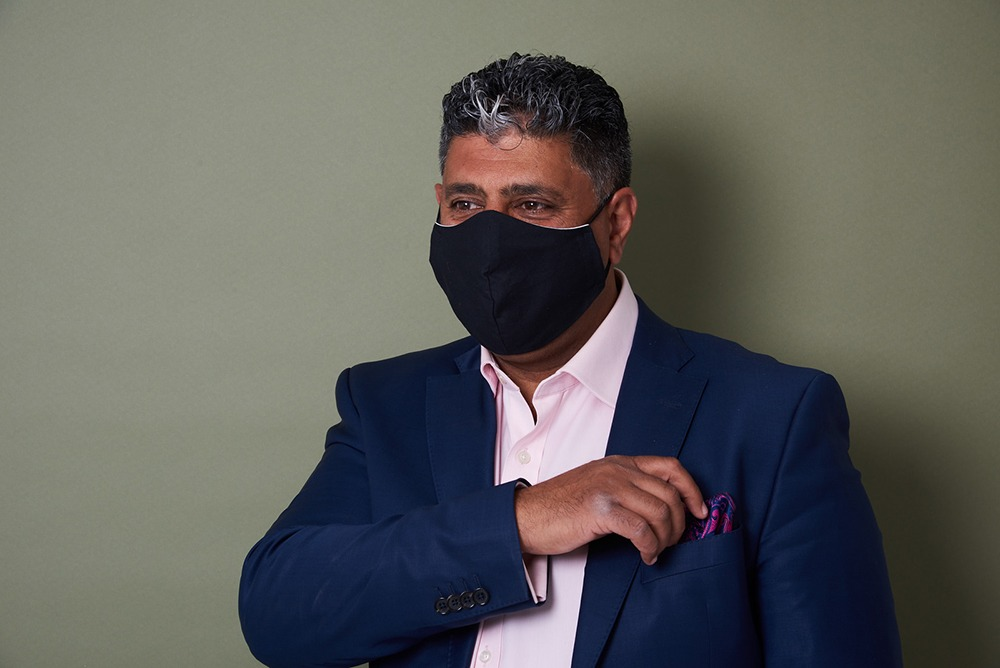 Newcastle Photography studio shootsimages of children and families for charity face masks 10