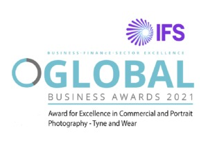 Award for Excellence in Commercial and Portrait Photography - Tyne and Wear